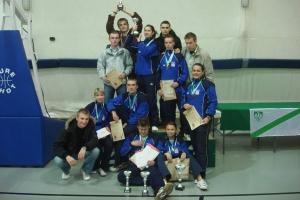Badminton: AMP w Warszawie (17.10.2009)