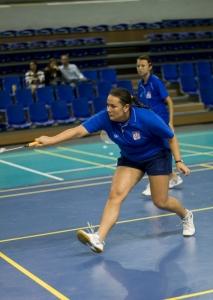 Liga badmintona