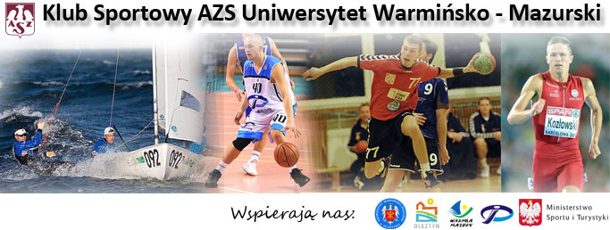 Klub Sportowy AZS Uniwersytetu Warmińsko-Mazurskiego w Olsztynie